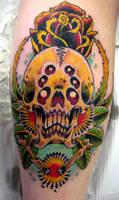 Skully by XeviousTheGreat
