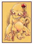 PegLeg Monkey