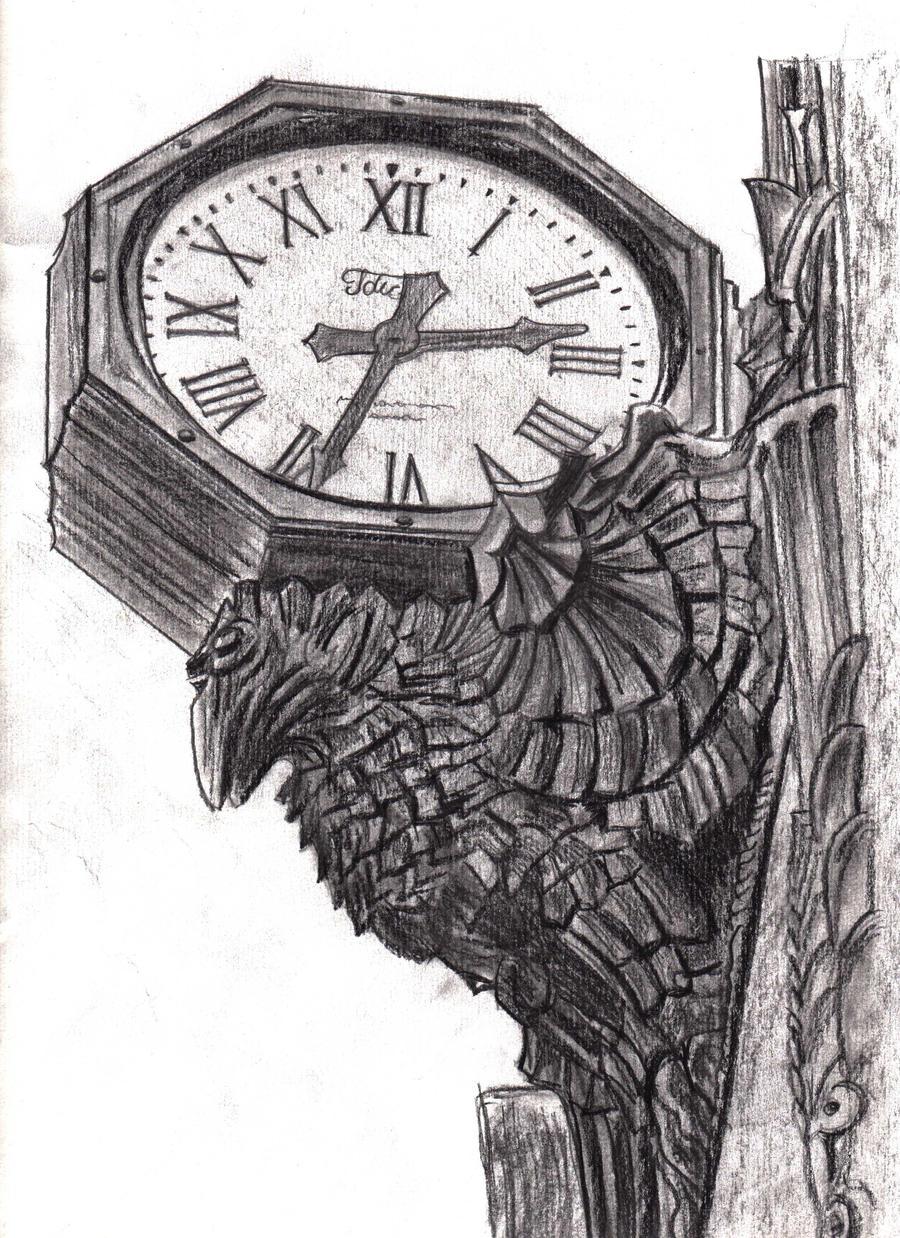 clock by fruityi
