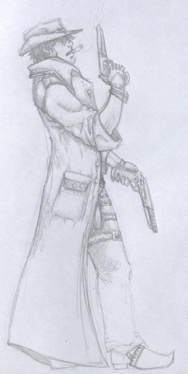 Gunslinger by SaTTaR