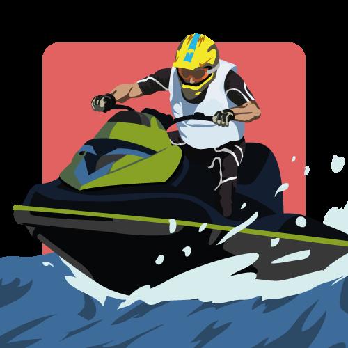 Memorymatch Extreme - Jetski by SaTTaR