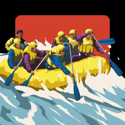Memorymatch Extreme - Rafting by SaTTaR