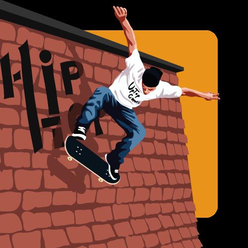 Memorymatch Extreme - Skate by SaTTaR