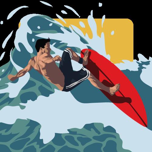 Memorymatch Extreme - Surf by SaTTaR