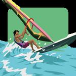 Memorymatch Extreme - Windboarding