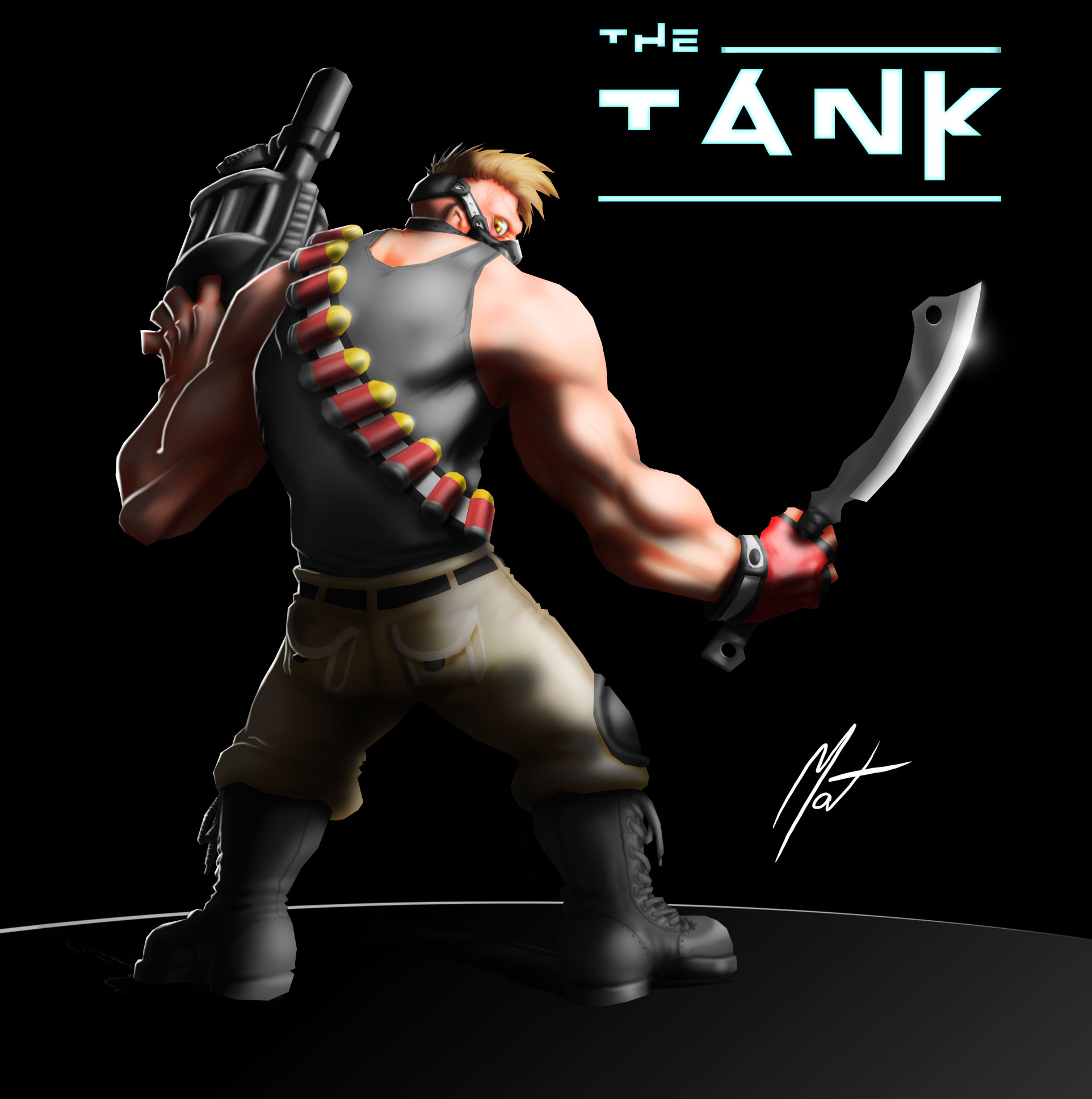 The Tank by SaTTaR