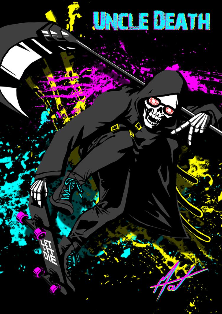 LET IT DIE - Uncle Death by SaTTaR