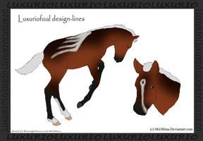 Luxurio Foal Design