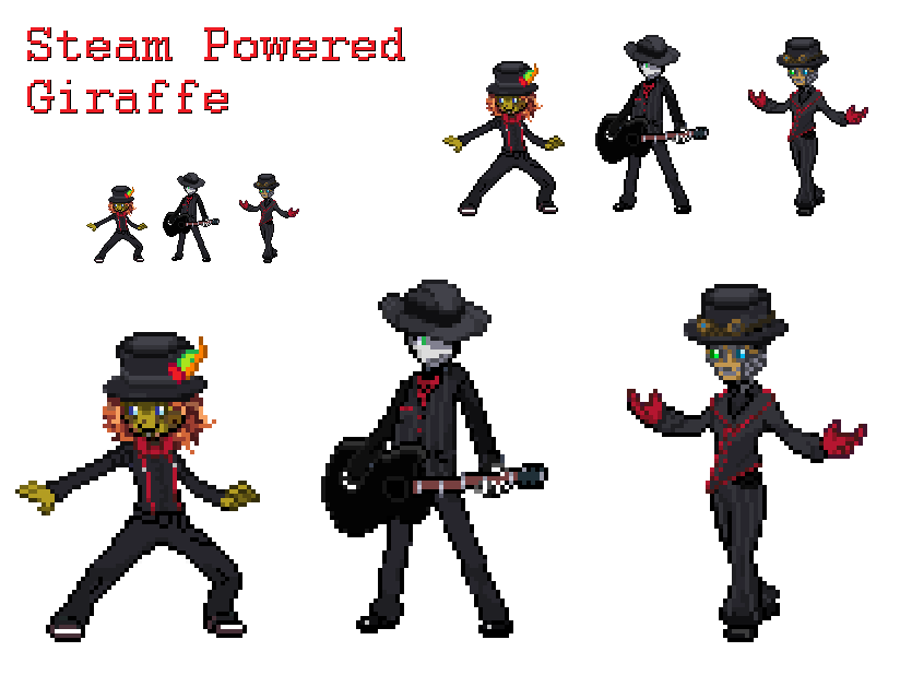 Pokemon Sprites Pixel Gif Steam Powered Pokemon Sprites