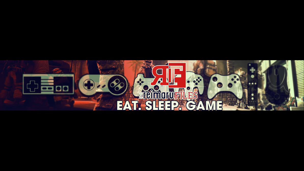 Youtube Channel Art for Chad by RFKira on DeviantArt