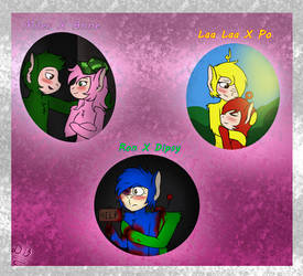 My Favorite Slendytubbies Ships by Domcia13