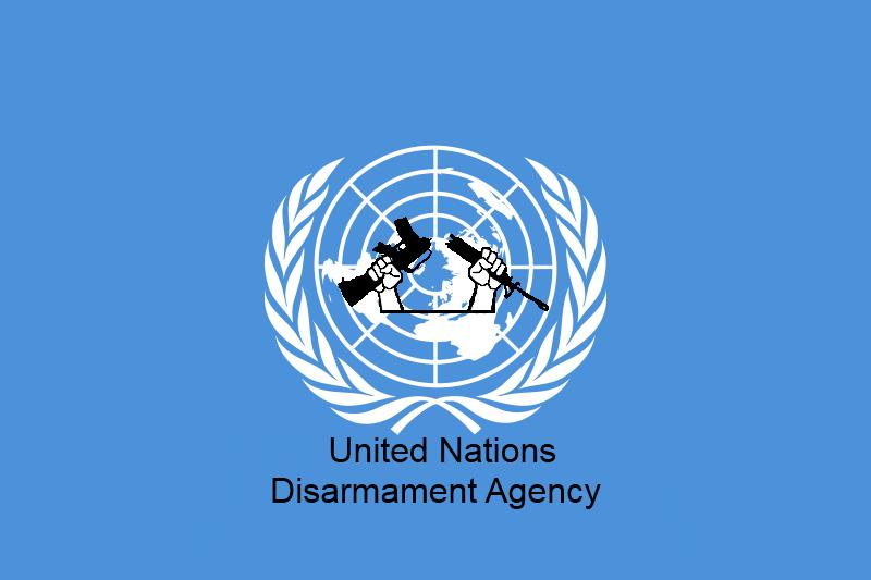 emblem of the united nations disarmament agency by mtt3008 on deviantart. Black Bedroom Furniture Sets. Home Design Ideas