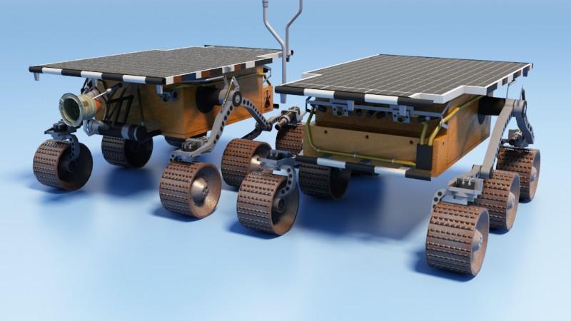 mars rover sojourner - photo #8