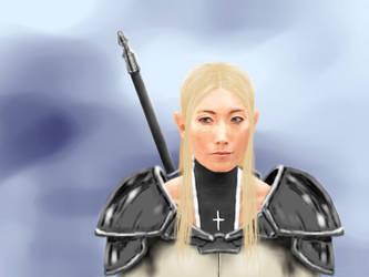Quick-Sword Irene by Walter-NEST