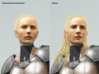 Warrior Head Update by Walter-NEST
