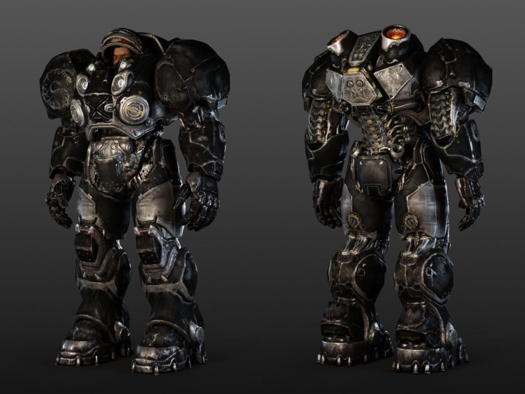 Armure Futuriste armure futuriste | trollcalibur