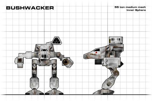 Bushwacker Blueprint