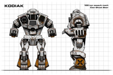 Kodiak Blueprint by Walter-NEST