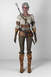 Ciri (Witcher 3)