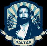 Gaius Baltar T-shirt Design