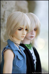 Deni and Kyle by 4Juliette