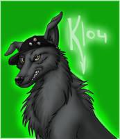 ---Klou-- by BullTerrierKa