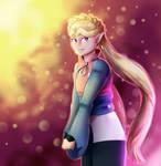 Romelle ~ Voltron: Legendary Defender Fan Art