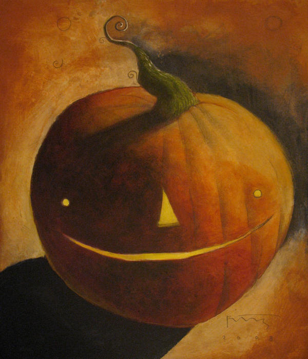Jack O Lantern 2008 by SethFitts
