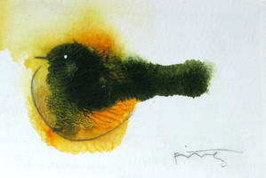 Little Spiritbird-Awake by SethFitts