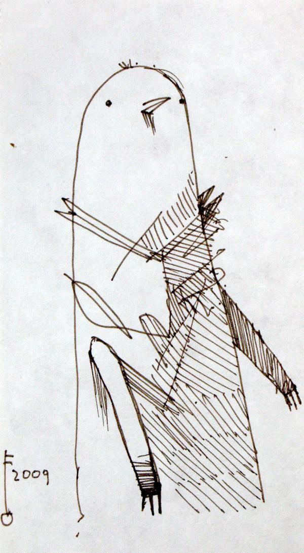 Bird Impostor by SethFitts