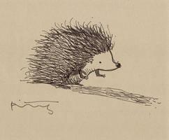 Hegde Animal and Shadow by SethFitts