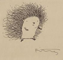 Hedge Animal Walking... by SethFitts