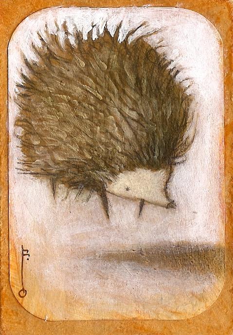 Levitating Hedge Animal by SethFitts