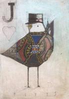 Bird Jack of Hearts by SethFitts