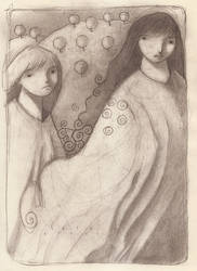 Two Sisters: Orchard
