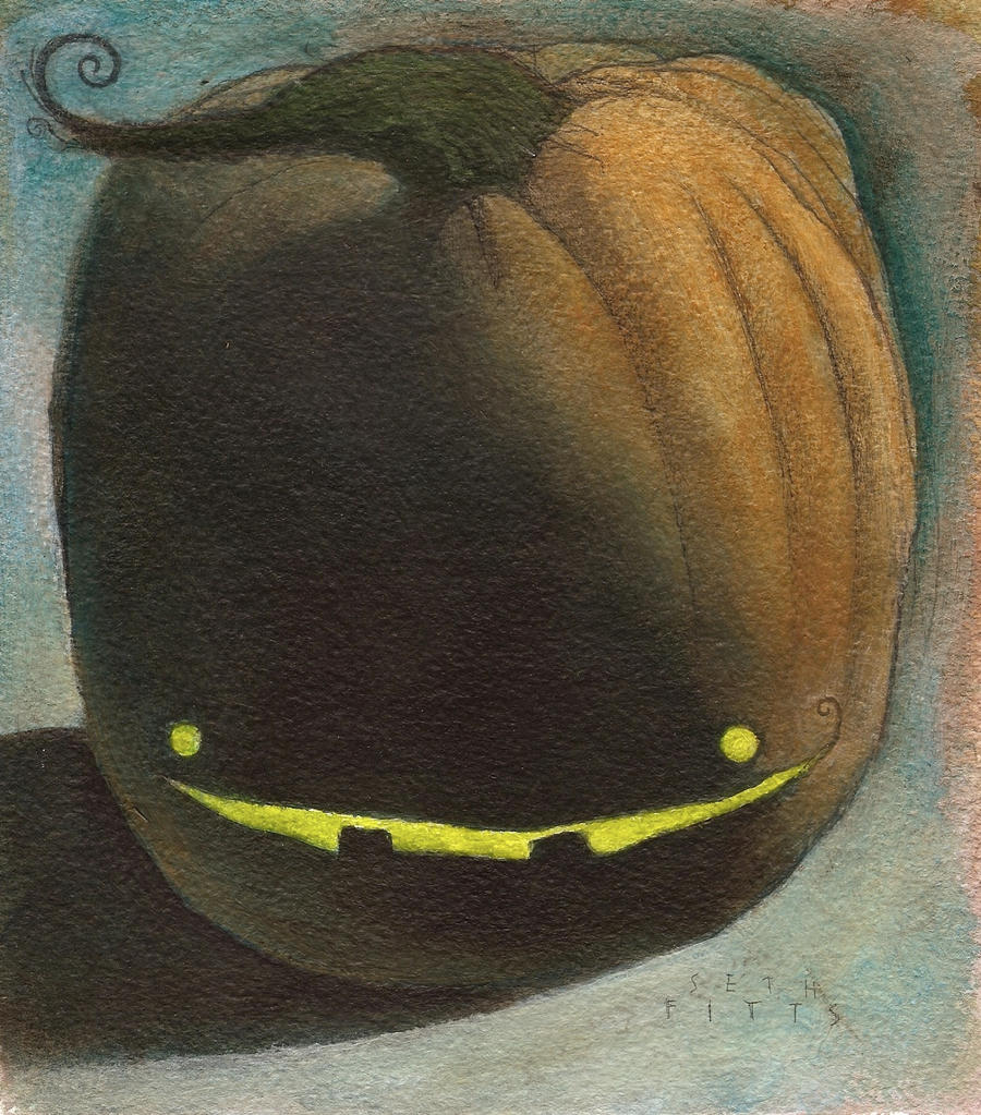 Jack O lantern 2010 by SethFitts