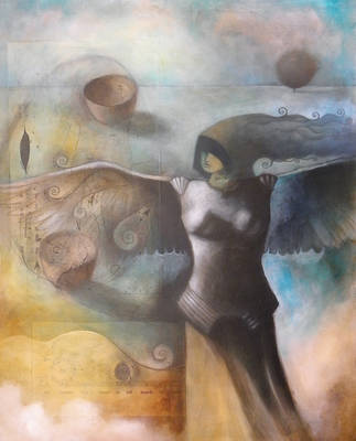 Winged, I Leave by SethFitts