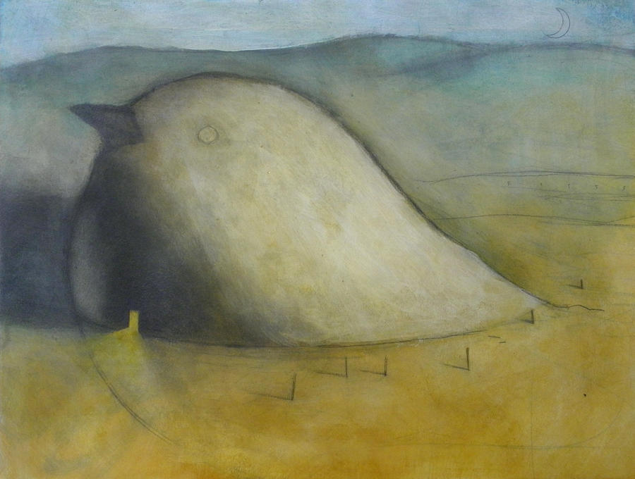 Dwelling: Bird Monolith by SethFitts