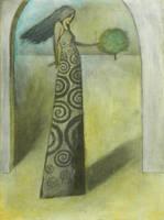 Doorway Warden by SethFitts