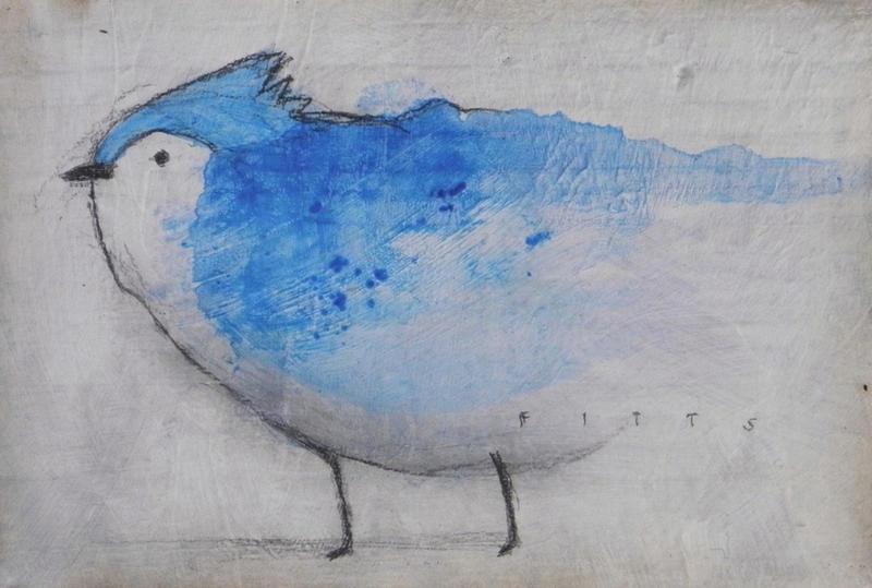 Blue Jay Bird by SethFitts