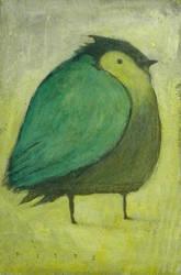 Blue Green Tuft by SethFitts