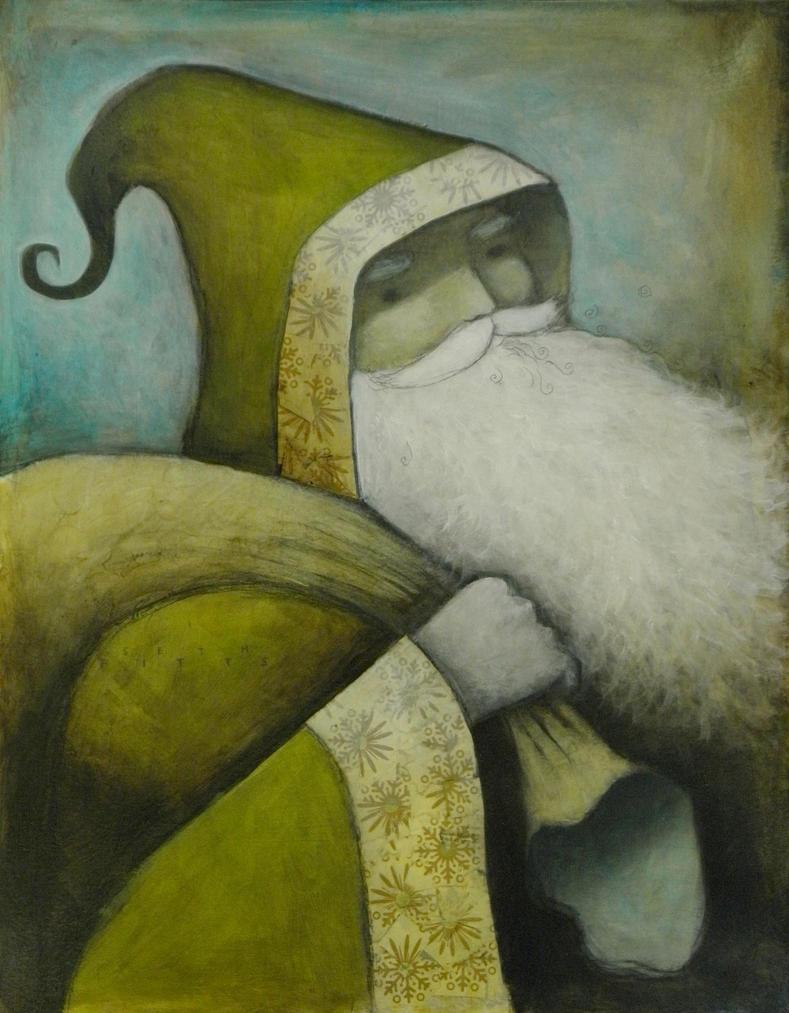 Santa 2011 by SethFitts