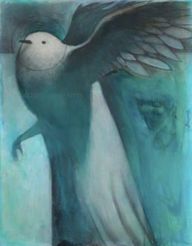 Spirit Guide: White Bird