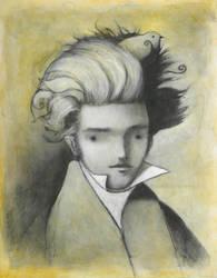 Soren Kierkegaard by SethFitts