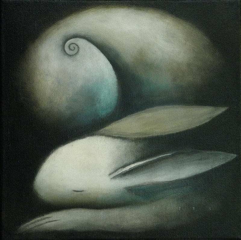 Rabbit Sleep by SethFitts