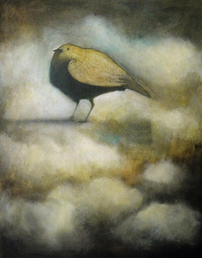 Spirit Bird: Muse by SethFitts