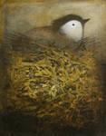 Nesting Bird #2