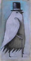 Dapper Bird No.1 by SethFitts