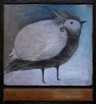 Spiraled Bird