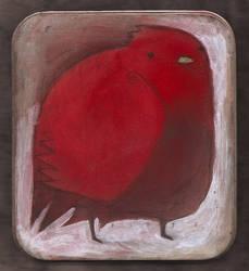 Red Bird Tin